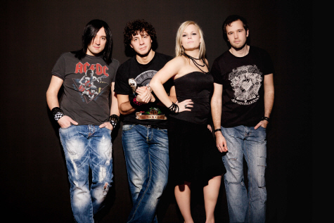 Bands in Rheinland-Pfalz (RLP) - the BOMBSHELLS