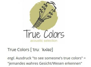 Bands in Rheinland-Pfalz (RLP) - True Colors